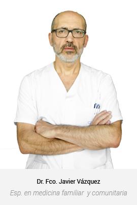 Dr. Fco. Javier Vázquez Romero